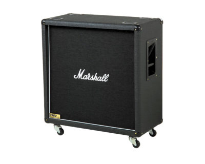 "Serious Amps - Marshall 1960B Lead 4 x 12"" 300 Watt Guitar Speaker Cabinet"