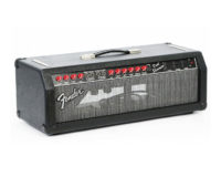 "Serious Amps - Fender Vintage Dual Showman ""Red Knob"" 100 Watt All Tube Guitar Amp Head"