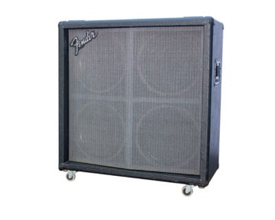 "Serious Amps - Fender The Wedge 4 x 12"" 400 Watt Guitar Speaker Cabinet"