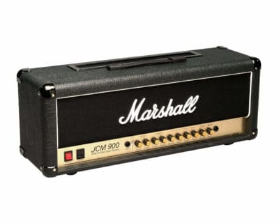 Serious Amps - Marshall JCM900 Hi Gain Dual Reverb 4100 100 Watt All Tube Guitar Amp Head